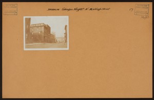 Brooklyn: Columbia Heights - Middagh Street
