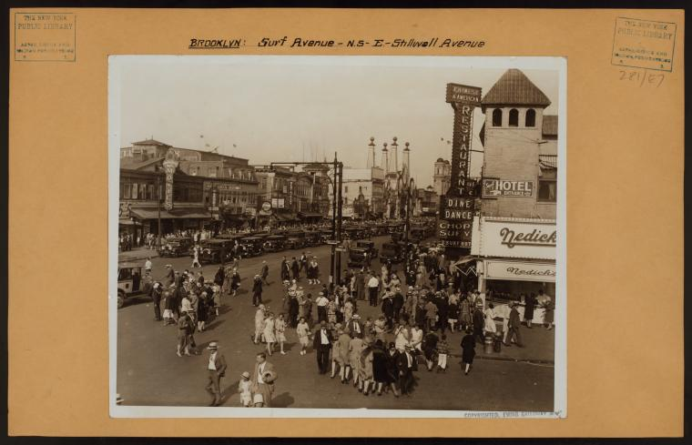 Brooklyn: Surf Ave. - Stillwell Ave.