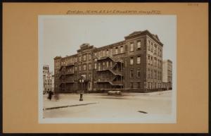 Manhattan: 1st Ave. - 85th St. E.