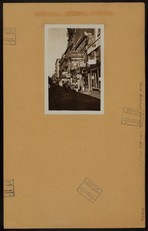 Manhattan: 3rd Avenue - 39th Street