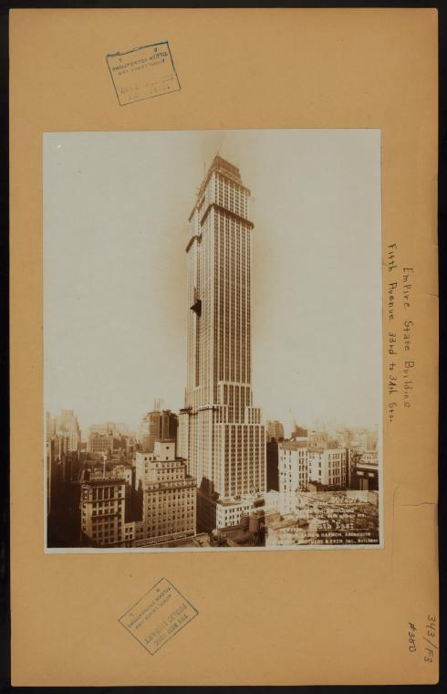 Manhattan: 5th Avenue - 33rd Street