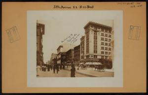 Manhattan: 5th Avenue - 35th Street