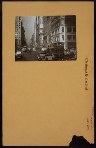 Manhattan: 5th Avenue - 41st Street