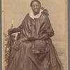 Flora Stewart, Londonberry, N. H. Aged 117 years. Taken Nov. 5, 1867.
