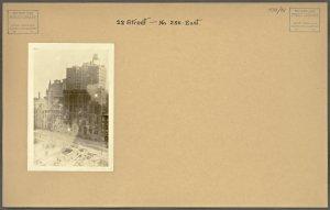 Manhattan: 22nd Street (East) - 2nd Avenue