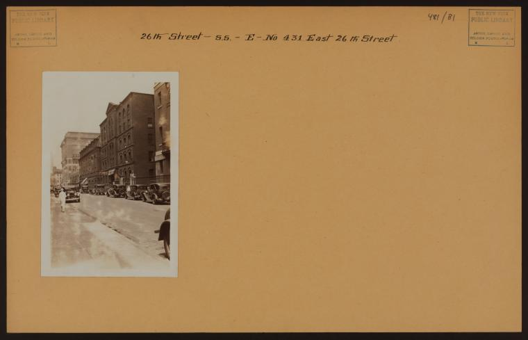 Manhattan: 26th Street - 1st Avenue