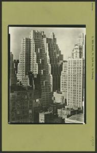 Manhattan: 40th Street - 6th Avenue.