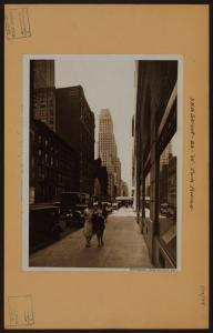 Manhattan: 58th Street - Park Avenue