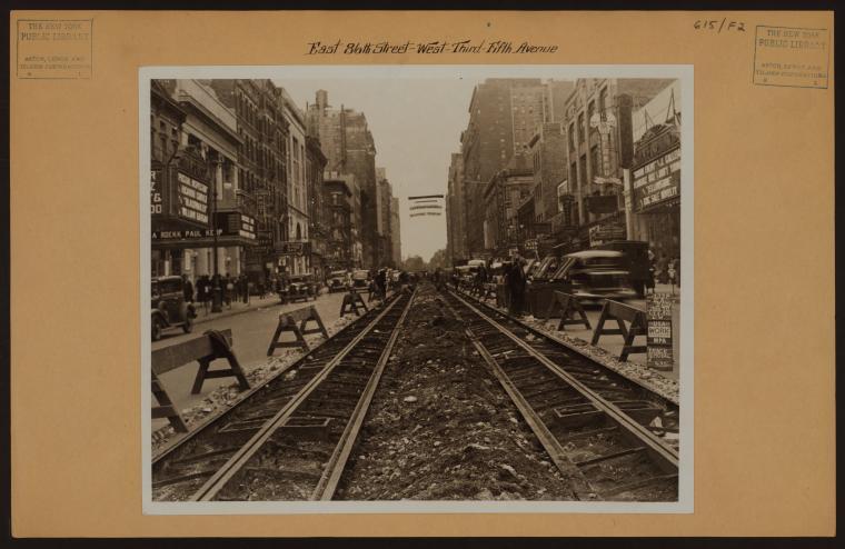 Manhattan: 86th Street (East) - 3rd Avenue