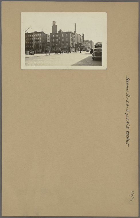 Manhattan: Avenue A - 7th Street (East)