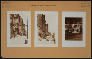 Manhattan: Bowery - Spring Street