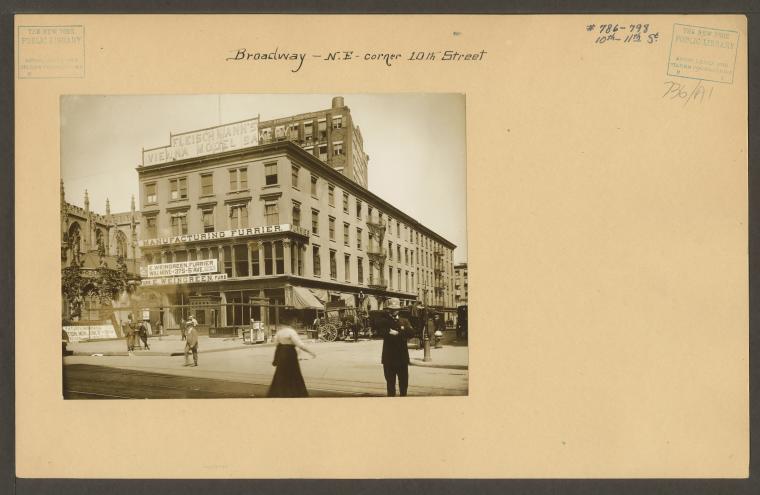 Manhattan: Broadway - 10th Street