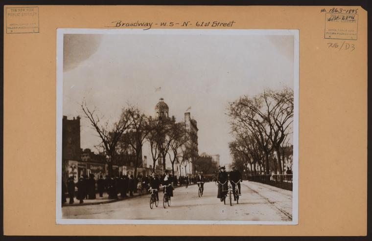 Manhattan: Broadway - 61st Street
