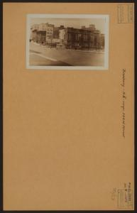 Manhattan: Broadway - 122nd Street