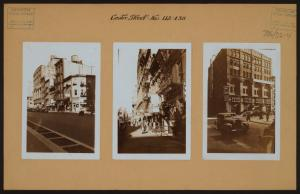 Manhattan: Centre Street - Franklin Street