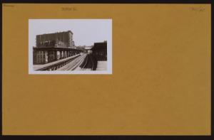 Manhattan: Chatham Square - [Elevated tracks.]