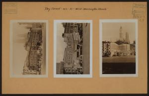 Manhattan: Dey Street - West Street