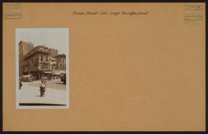 Manhattan: Essex Street - Rivington Street