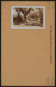Manhattan: Fort Washington Aven - 187th Street (West)