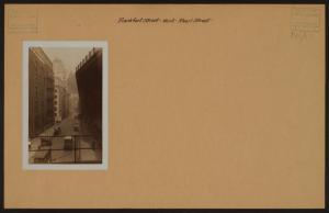 Manhattan: Frankfort Street - Pearl Street