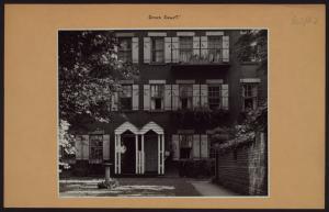 Manhattan: Grove Street - Bedford Street