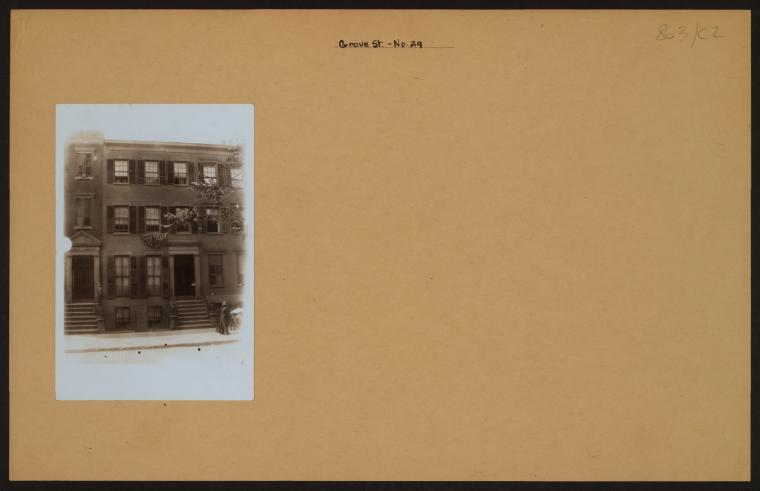 Manhattan: Grove Street - Bleecker Street