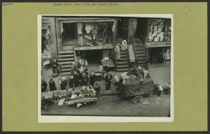Manhattan: Hester Street - Allen Street.
