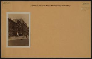 Manhattan: James Street - Madison Street