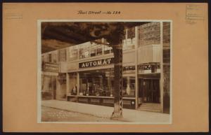 Manhattan: Pearl Street - Hanover Square