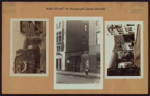 Manhattan: Water Street - Roosevelt Street