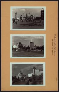 Queens: Flushing Meadow Park - [New York World's Fair of 1939-40.]