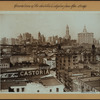 General view - Downtown Manhattan - [View of skyline from Manhattan Bridge.]