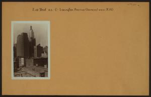 General view - [Manhattan - 22nd Street - Lexington Avenue.]