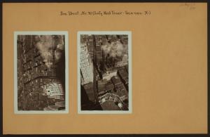 General view - [Manhattan - Between Pine and Cedar Streets - 60 Wall Street Tower.]