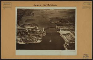 Bridges - Hell Gate Bridge - [Bronx - Queensborough.]