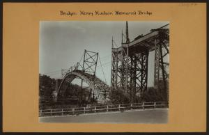 Bridges - Henry Hudson Memorial Bridge - [Inwood Hill Park.]