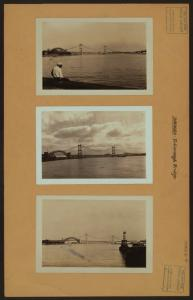 Bridges - Triborough Bridge - [Hell Gate Bridge.]