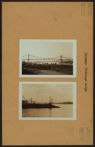 Bridges - Triborough Bridge - [Hell Gate Bridge - Construction.]