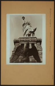 Islands - Bedloe's Island - Statue of Liberty.