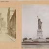 Islands - Bedloe's Island - [Statue of Liberty - French pier.]
