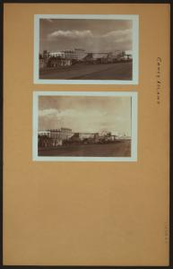 Islands - Coney Island - [Site of the Steeplechase fire.]