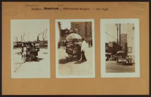 Occupations - Peddlers - Food - Refreshment Vendors - Hot Dogs - [Brooklyn].