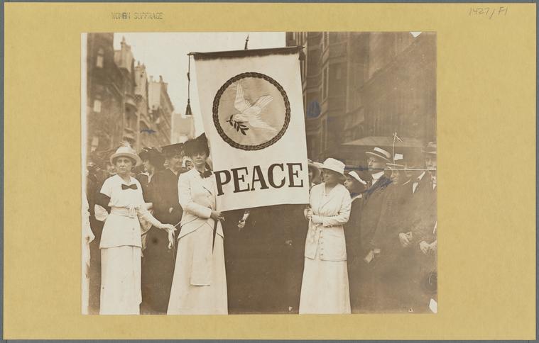 Women Suffrage.
