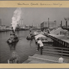 Newtown Creek - [Industrial plants along Queens and Brooklyn shores.]