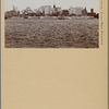 North (Hudson) River - River scenes - Lower Manhattan skyline.