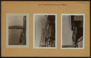 Upper Bay - Staten Island - Stapleton - [Views showing Piers 13, 14, and 16].
