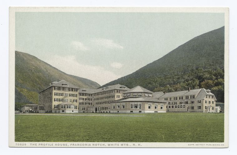 Profile House, Franconia Notch, N. H.