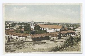 Mission San Buenaventura, California