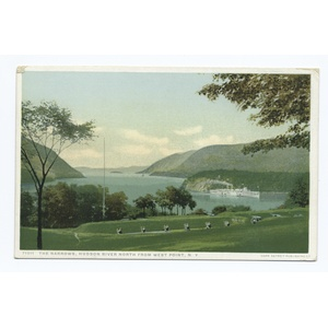 The Hudson River Narrows, West Point, N. Y.