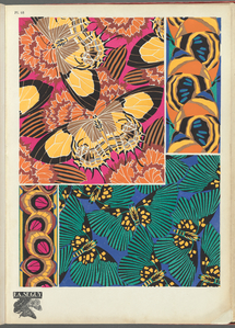 Four decorative compositions Digital ID: 74810. New York Public Library